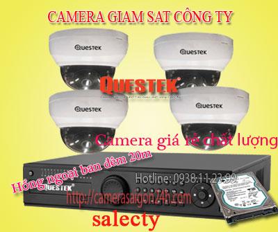 Lắp camera quan sát công ty giá rẻ