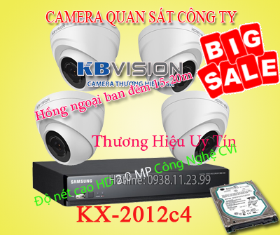 bô camera van phòng full hd