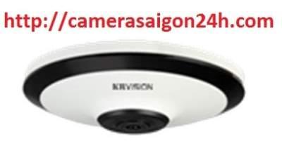 lắp camera giám sát toàn cảnh KBVISION