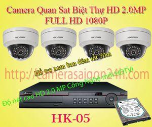 Lắp đặt camera quan sát giá rẻ camera quan sát cho biệt thự