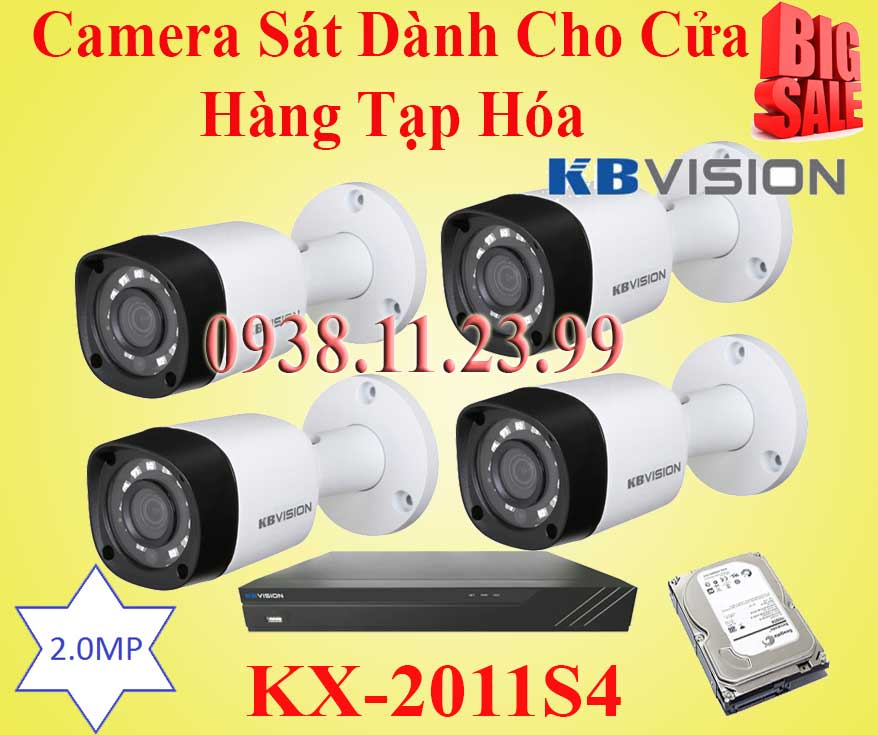 Lắp đặt camera Lắp Đặt Camera Quan Sát Dành Cho Cửa Hàng Tạp Hóa