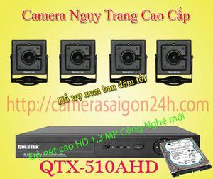 Lắp đặt camera quan sát giá rẻ Camera quan sát ngụy trang