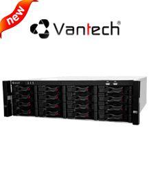 VP-64NVR,Đầu Ghi Hình 64 Kênh IP Vantech VP-64NVR