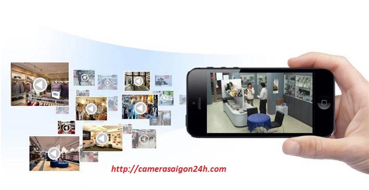 lắp đặt camera giám sát qua mạng chất lượng cao