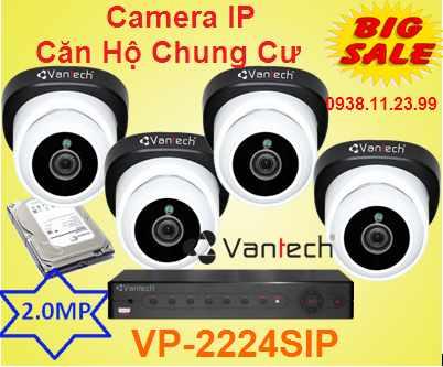 Camera IP Căn Hộ Chung Cư , camera IP căn hộ , camera ip chung cư , camera căn hộ , camera chung cư , VP-2224SIP , 2224SIP ,