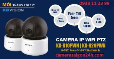Lắp Đặt camera quan sát qua điên thoại KBVISION