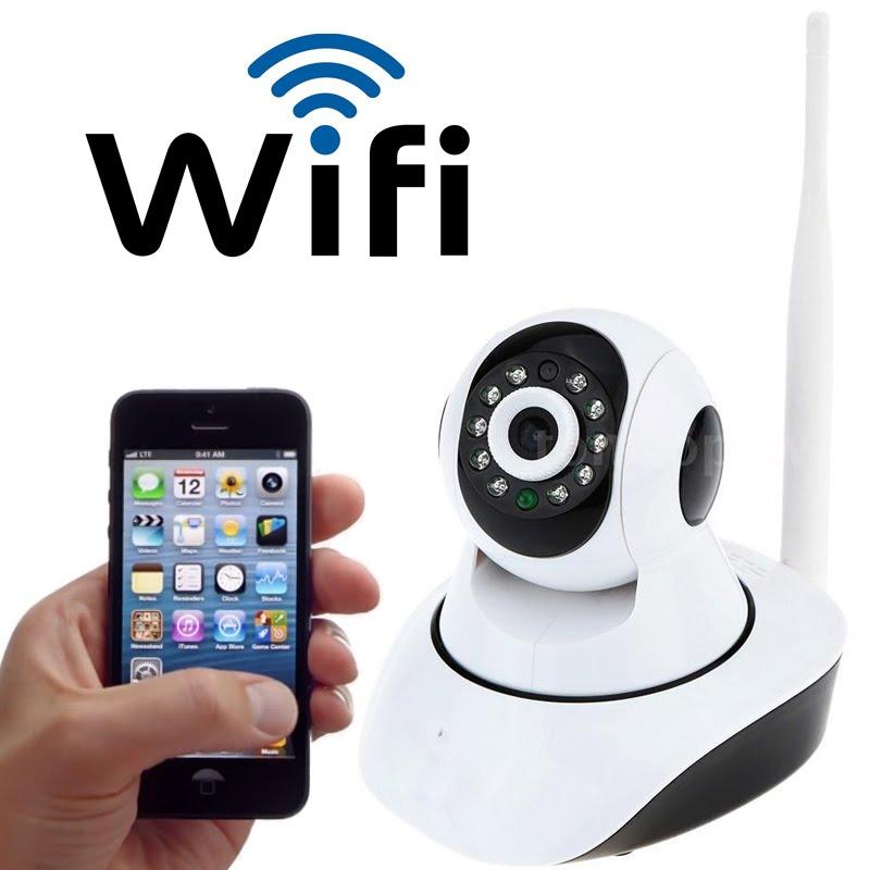 lắp đặt camera IP wifi cho shop, cửa hàng nhỏ