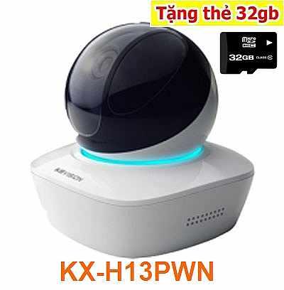 LẮP ĐẶT CAMERA wifi  CÔNG TY KBVISION KX-H13PWN