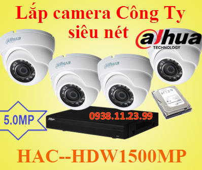 Lắp camera Công Ty 5.0MP , Lắp camera Công Ty , camera Công Ty ,HAC-HDW1500MP ,HDW1500MP , HAC-HDW1500