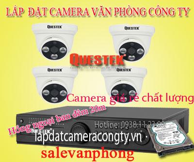Lắp camera quan sát giá rẻ tai quận 1