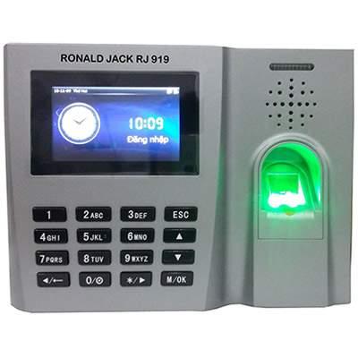 RONALD JACK-RJ 919,RJ 919