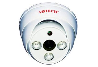 VDT-666IPSL 1.3-Camera IP Dome hồng ngoại VDTECH VDT-666IPSL 1.3