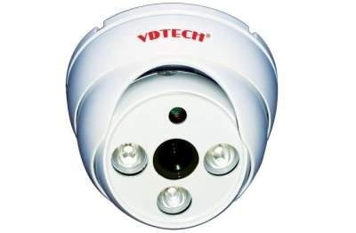 VDT-666AHDSL 2.0-Camera AHD Dome hồng ngoại VDTECH VDT-666AHDSL 2.0