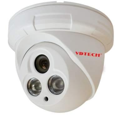 VDT-135AHDSL 2.4-Camera AHD Dome hồng ngoại VDTECH VDT-135AHDSL 2.4
