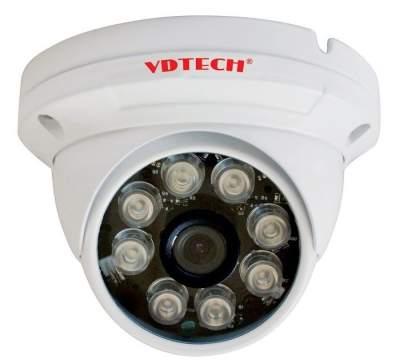 VDT-135AAHDSL 2.4-Camera AHD Dome hồng ngoại VDTECH VDT-135AAHDSL 2.4