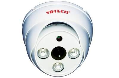 VDT-666AHDSL 2.4-Camera AHD Dome hồng ngoại VDTECH VDT-666AHDSL 2.4