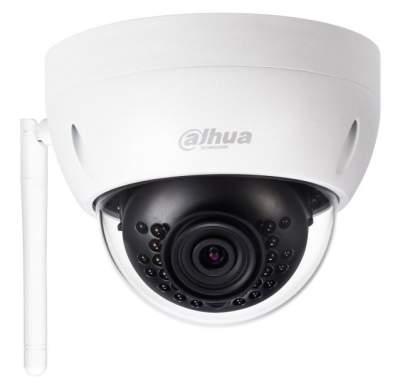 Camera IP Dome không dây hồng ngoại 3.0 Megapixel DAHUA IPC-HDBW1320EP-W