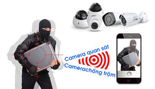 lắp camera quan sát báo động chống trộm nhập khẩu korea