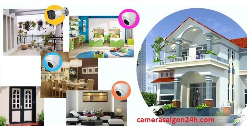 lắp camera quan sát giá rẻ cho gia đình camera giám sát chất lượng