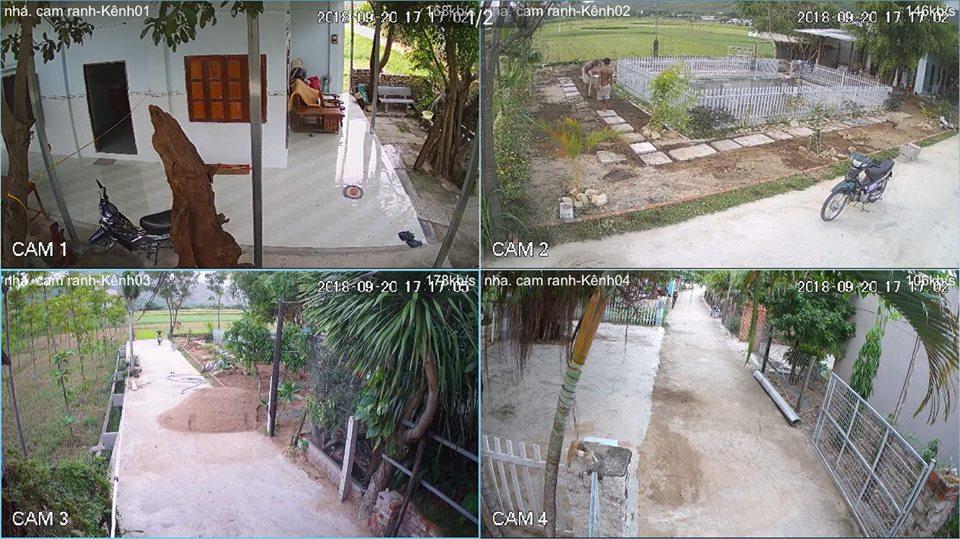 lắp đặt camera nhà vườn tại quận 7 chất lượng tốt giá rẻ