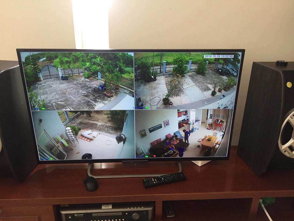 lắp camera quan sát giá rẻ chất lượng dịch vụ lắp camera quan sát có âm thanh giá rẻ
