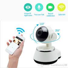 lắp đặt camera wifi ebitcam chống trộm ban đêm