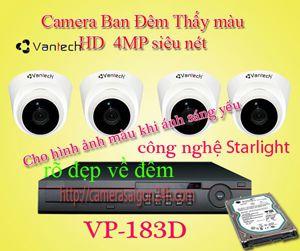 camera siêu net 4k ban đêm thấy màu, camera chất lượng cao ban đêm thấy màu, camera siêu nét 4k