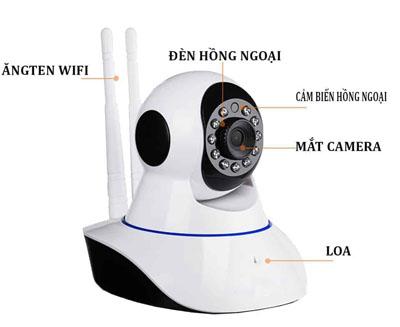 camera quan sát ip wifi yoosee giá rẻ nhất tại an thành phát