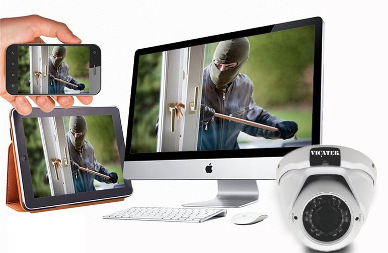 Công ty lắp camera quận 8 xem qua điện thoại
