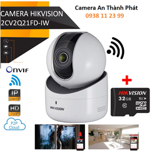 công ty lắp camera wifi quận 2 hikvision
