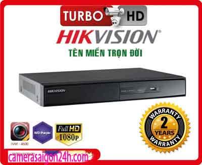 lắp camera hikvision trọn gói giá rẻ