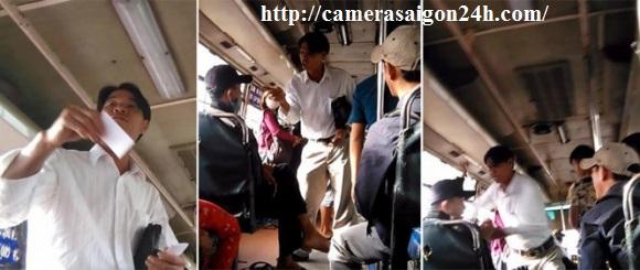 camera quan sát xe khách , xe buýt