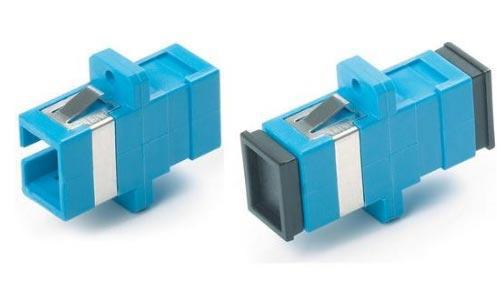 Đấu nối cáp quang adapter cáp quang