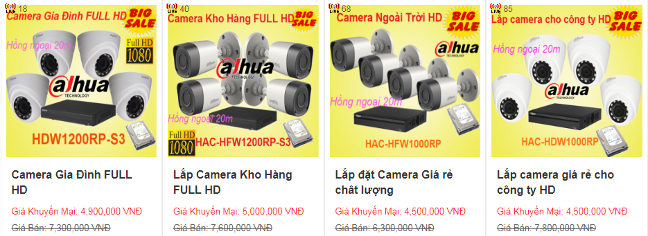 camera sieu thi full hd