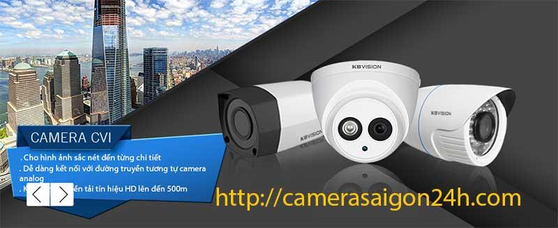 thương hiệu camera KBVISION chất lượng tốt hình ảnh đẹp