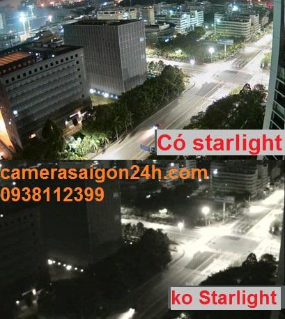 camera quan sát có màu ban đêm