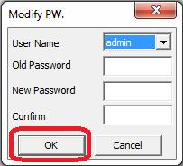 hướng dẫn đổi mật khẩu camera giám sát dùng ứng dụng CMS
