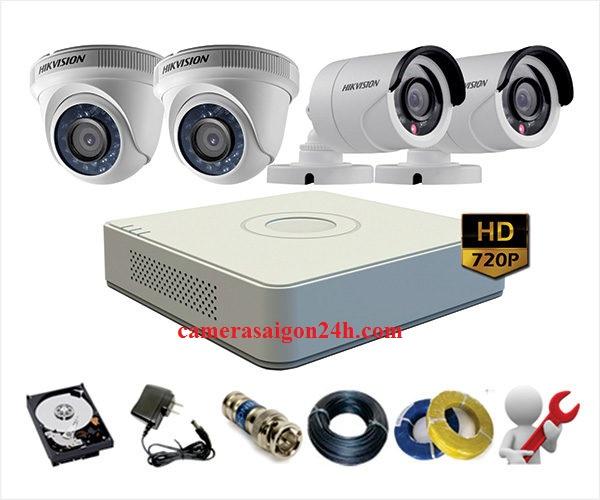 hướng dẫn thi công lắp đặt hệ thống camera quan sát