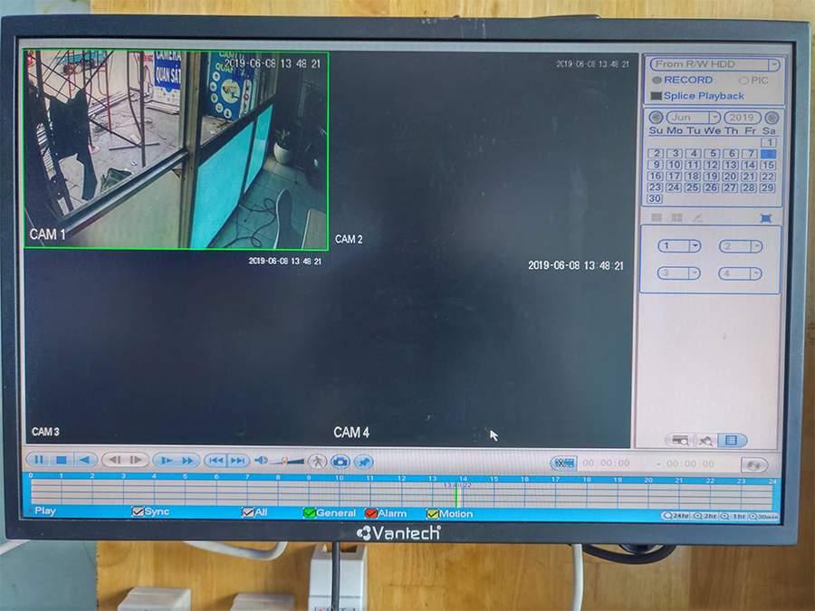 hướng dẫn camera KBvision