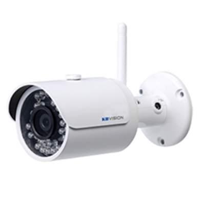 lắp camera wifi thân ống hồng ngoại giám sát kho hàng