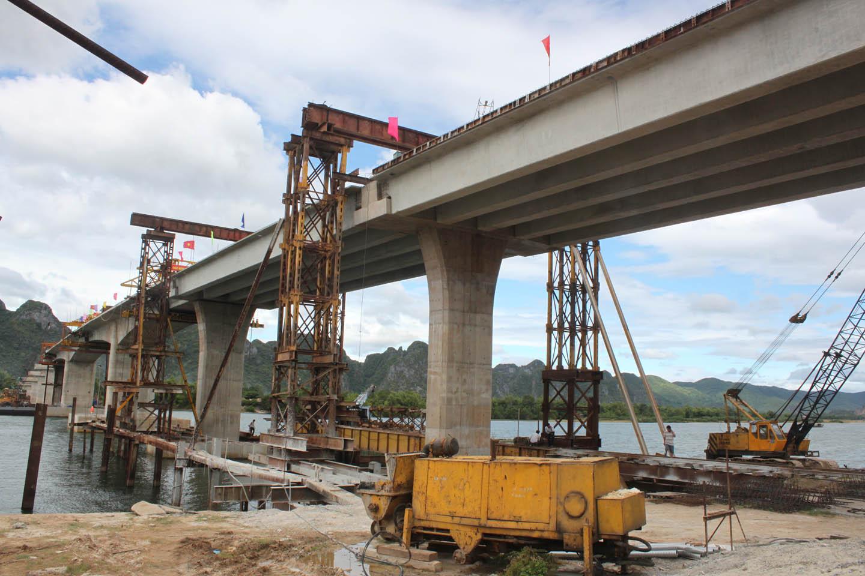 Lắp đặt camera quan sát cho công trình nâng cấp cầu đường, camera quan sát, lắp đặt camera quan sát