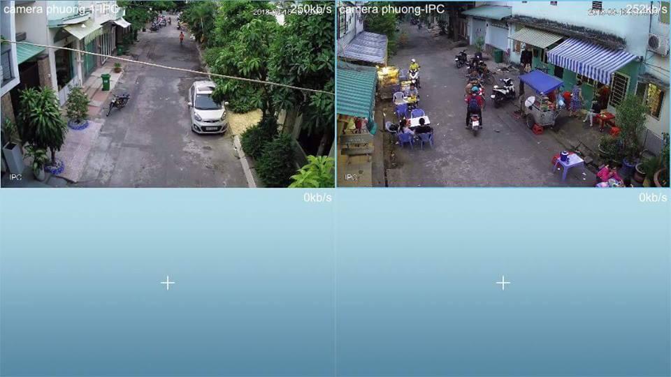 Lắp đặt camera quan sát giá rẻ tại TP HCM