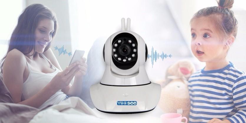 lắp camera quan sát ip yoosee giá rẻ chất lượng