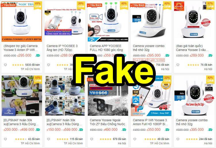 lắp camera ip wifi yoosee hàng nhái, camera quan sát ip wifi giá rẻ