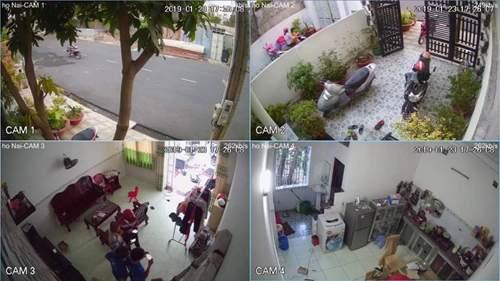 lắp camera quan sát gia đình giá rẻ