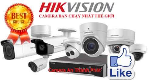 lắp camera quan sát hikvision giá rẻ chất lượng tốt