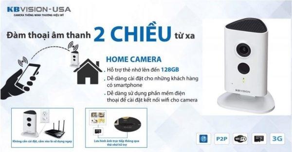 lắp camera quan sát chất lương camera wifi giá rẻ giám sát từ xa qua điện thoại
