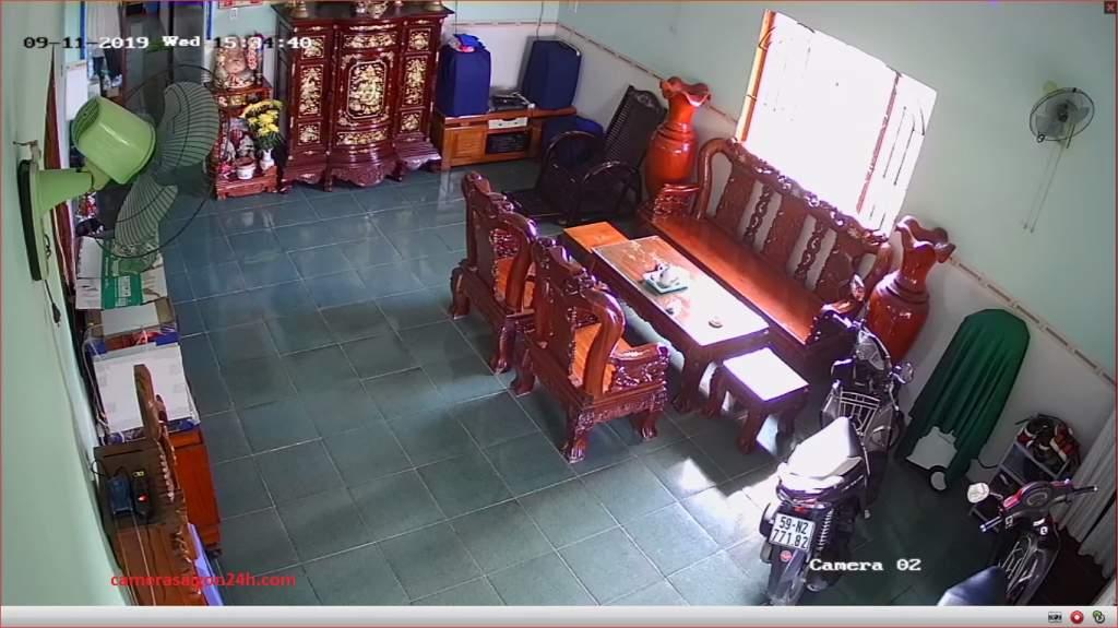 lắp camera quan sát hikvision giá rẻ độ nét cao