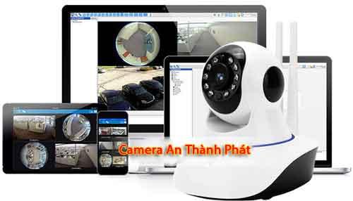 lắp camera quan sát wifi giá rẻ uy tín