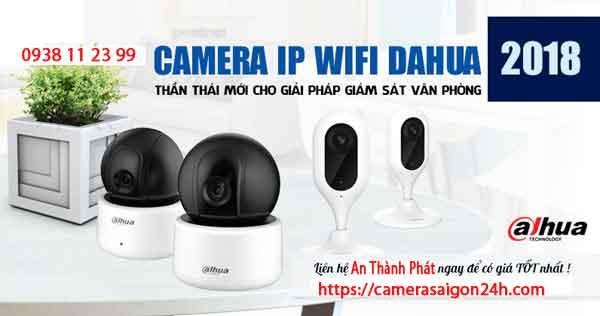 báo giá lắp camera wifi dahua giá rẻ
